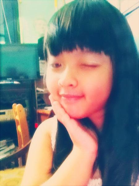 Con gái diễn viên Chiều Xuân: Sức hút đặc biệt của một cô bé đáng yêu 7