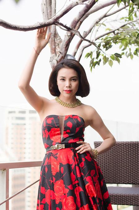 Trà Ngọc Hằng chán làm người đẹp scandal 2