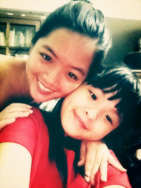 Con gái diễn viên Chiều Xuân: Sức hút đặc biệt của một cô bé đáng yêu 8