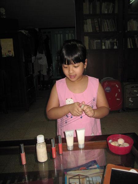 Con gái diễn viên Chiều Xuân: Sức hút đặc biệt của một cô bé đáng yêu 6
