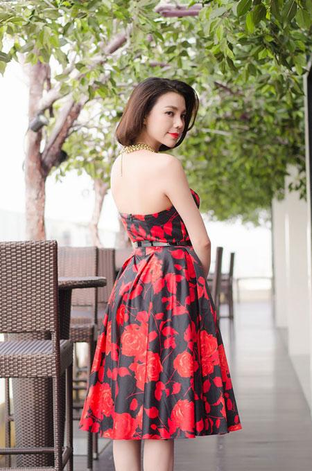 Trà Ngọc Hằng chán làm người đẹp scandal 5