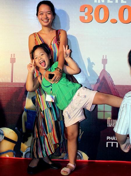 Con gái diễn viên Chiều Xuân: Sức hút đặc biệt của một cô bé đáng yêu 9