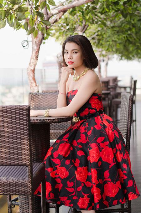 Trà Ngọc Hằng chán làm người đẹp scandal 7