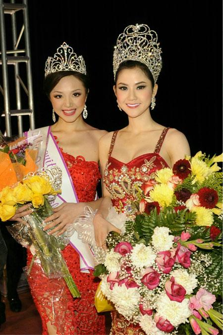 Cận cảnh nhan sắc người Nhật gốc Việt đăng quang hoa hậu Việt Nam toàn cầu 3