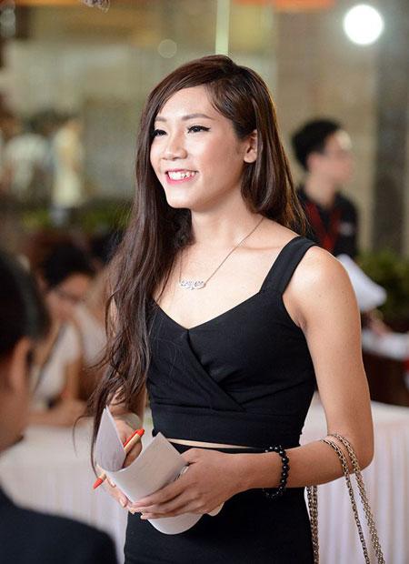Thí sinh chuyển giới tự tin tham gia Vietnam's Next Top Model 2