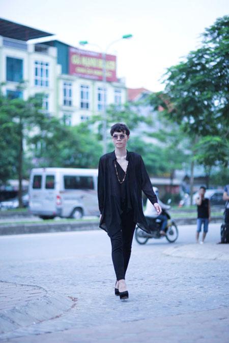 Thí sinh chuyển giới tự tin tham gia Vietnam's Next Top Model 3