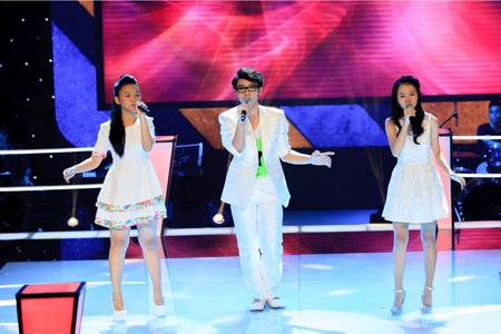Giọng hát Việt nhí: Cao Khánh, Chí Long - những bất ngờ ở phút 89 4