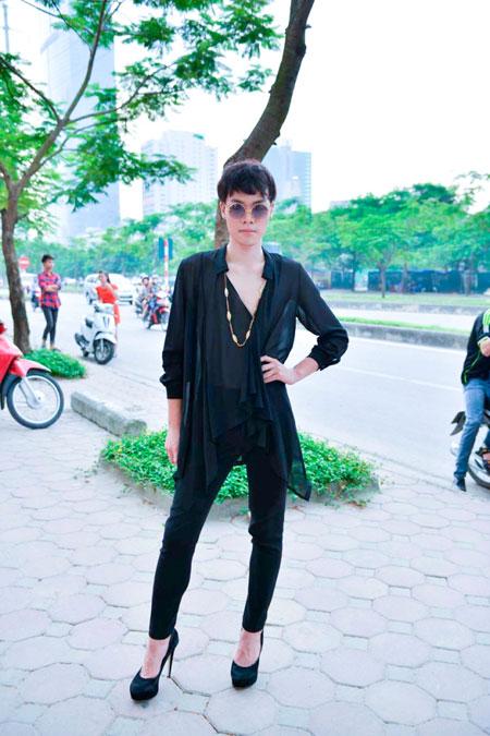 Thí sinh chuyển giới tự tin tham gia Vietnam's Next Top Model 4