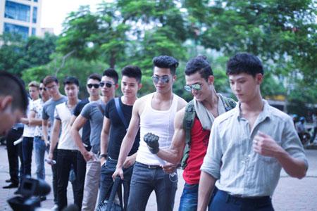 Thí sinh chuyển giới tự tin tham gia Vietnam's Next Top Model 7