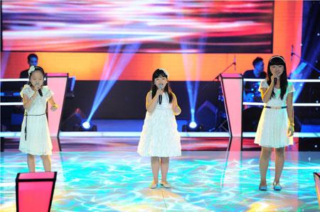 Giọng hát Việt nhí: Công chúa nhà Chiều Xuân bị loại, bản sao Hương Tràm tiếp tục ấn tượng 3