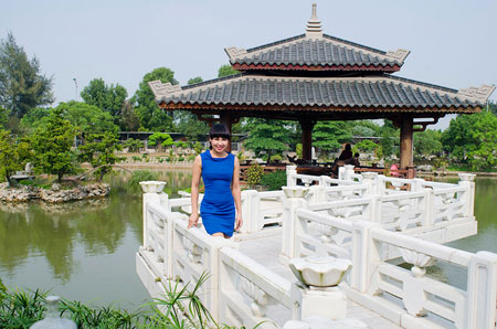 Ca sĩ Khánh Ly: Trang trại rộng 25.000m2 là của chồng, không phải của tôi 1