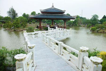 Ca sĩ Khánh Ly khoe trang trại đẹp như Resort 5