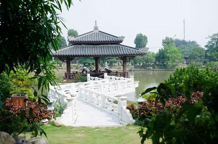 Ca sĩ Khánh Ly khoe trang trại đẹp như Resort 8