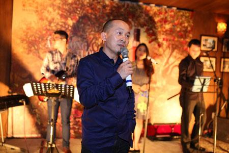 Nhạc sĩ Quốc Trung kể về ấn tượng tuổi 38  1