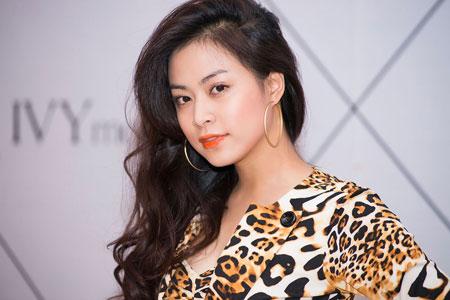 Hoàng Thùy Linh sexy trên sân khấu thời trang  3