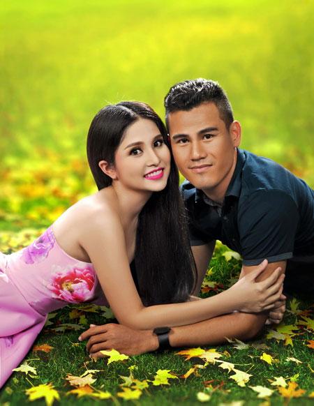 Tuyển thủ Phan Thanh Bình làm đối thủ của vợ ở Bước nhảy hoàn vũ 4