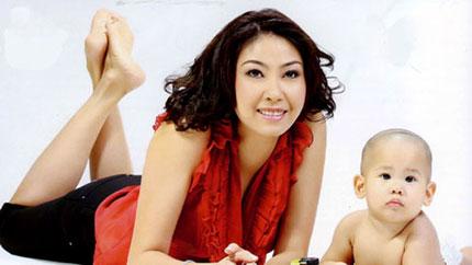Tình yêu mẹ kế, con chồng nơi showbiz Việt có thực hiện hữu? 2