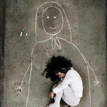 Rơi nước mắt câu chuyện về cô bé ngày ngày chờ mẹ bên cổng trường 1