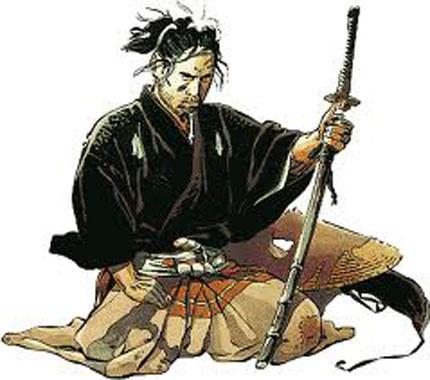 Samurai và bài học bất ngờ từ người đánh cá láu lỉnh 1