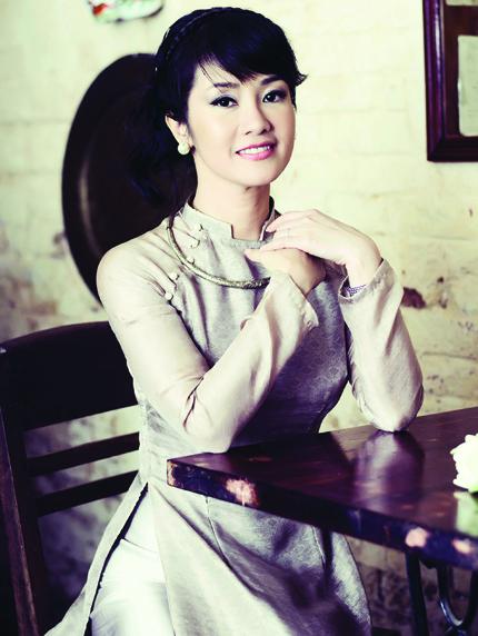 Ca sĩ Hồng Nhung: Tôi không hề giận mẹ 1