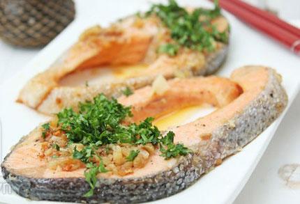 Làm cá nướng bằng chảo thơm ngon 1