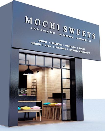 Hà Nội: Mochi Sweets ra mắt 2 cửa hàng mới nằm ngoài TTTM 1