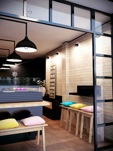 Hà Nội: Mochi Sweets ra mắt 2 cửa hàng mới nằm ngoài TTTM 2