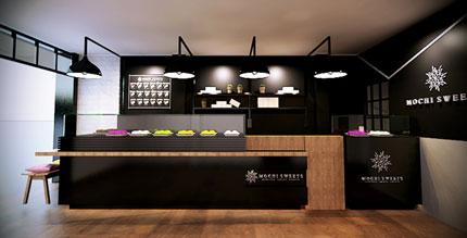 Hà Nội: Mochi Sweets ra mắt 2 cửa hàng mới nằm ngoài TTTM 3