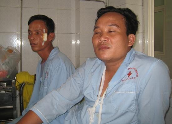 Vụ CSGT bắn người vi phạm: Mâu thuẫn trong lời khai ban đầu của 2 nạn nhân 1