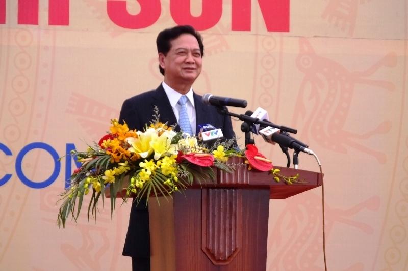 Thanh Hóa: Khởi công dự án Liên hợp Lọc hóa dầu Nghi Sơn 1