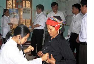 Hà Giang: Người dân được chăm sóc sức khỏe tốt hơn 1