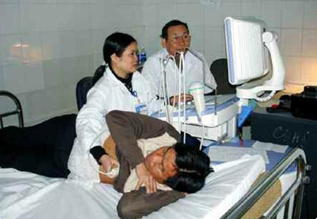 Bệnh viện Việt Nam - Thụy Điển Uông Bí: Điểm sáng trong hỗ trợ tuyến dưới 1