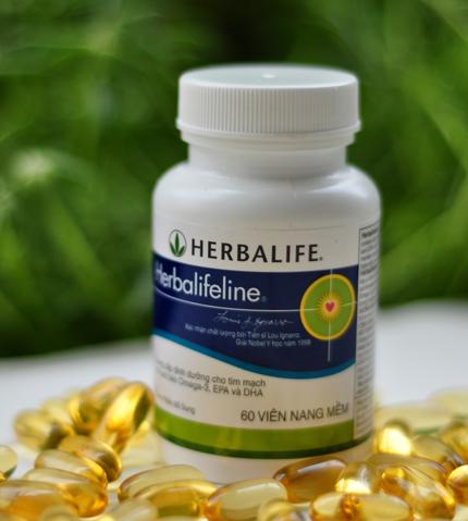 Herbalifeline: Dinh dưỡng khoa học cho trái tim khỏe mạnh 1