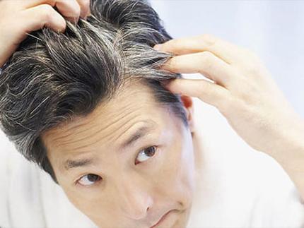 Phương pháp mới biến tóc bạc thành đen 1