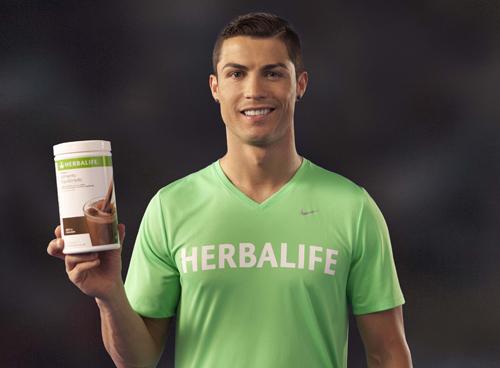 Herbalife cùng C.Ronaldo phát triển dinh dưỡng thể thao 1