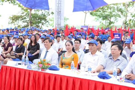 Hơn 2.000 người dân hưởng ứng phong trào Vệ sinh yêu nước 2