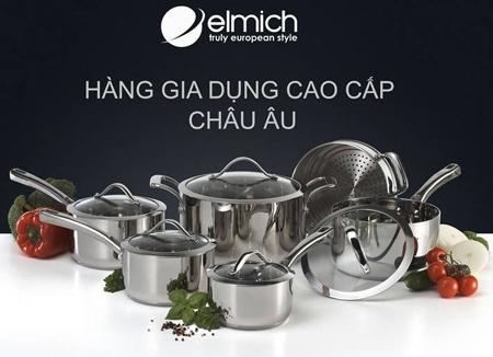 Elmich Việt Nam: Top sản phẩm, dịch vụ tốt cho gia đình 2013 2