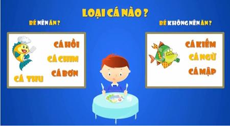 Infographic Video: Bạn đã cho trẻ ăn cá đúng cách? 4