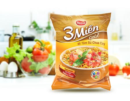 Mỳ Reeva 3 miền – Sản phẩm Việt hài lòng người tiêu dùng 1