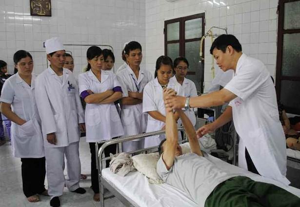 Bệnh viện Y học cổ truyền tỉnh Lại Châu: Nâng cao chất lương khám chữa bệnh 1