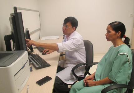 Vinmec phẫu thuật từ thiện cho bệnh nhân tỉnh Hòa Bình 5