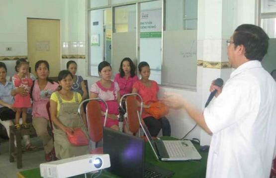 Đà Nẵng: Triển khai đơn vị vệ tinh chăm sóc sức khỏe sinh sản 1