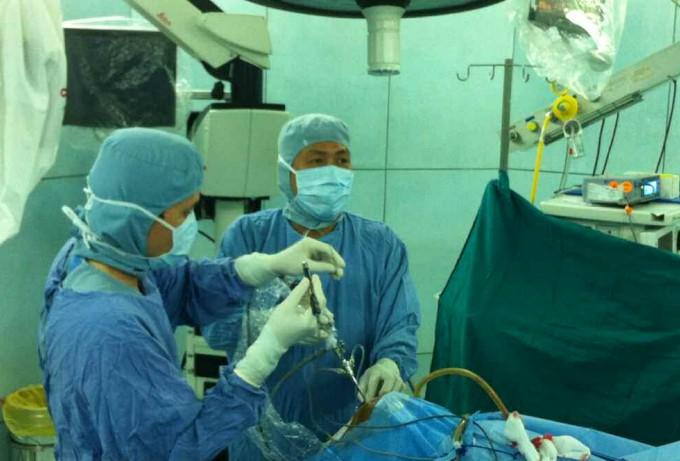 Xây dựng 4 bệnh viện vệ tinh tại Đồng Nai  1