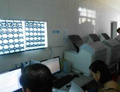 Bệnh viện Ung bướu Nghệ An: Triển khai kỹ thuật mới chẩn đoán ung thư phổi 2
