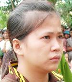 Cô gái dìm chết bé 3 tuổi để cướp đôi hoa tai 1