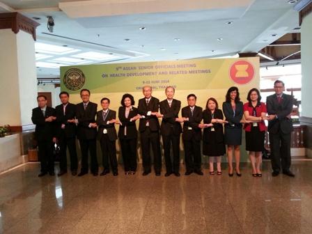 Bộ Y tế Việt Nam tham dự hội nghị các quan chức cao cấp về phát triển y tế lần thứ 9 2