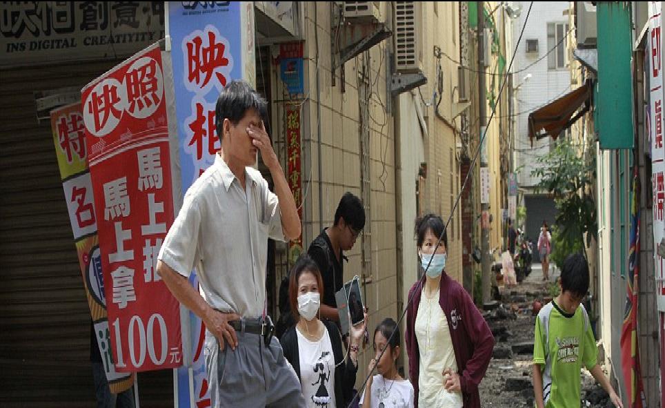 Nỗi đau kinh hoàng sau thảm họa nổ gas ở Cao Hùng 9