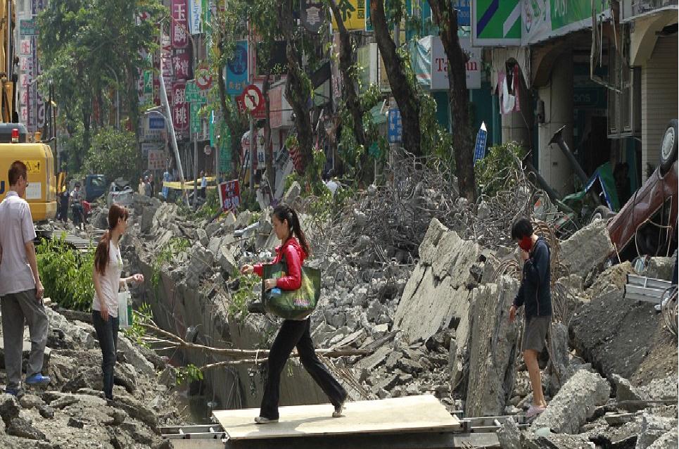 Nỗi đau kinh hoàng sau thảm họa nổ gas ở Cao Hùng 11