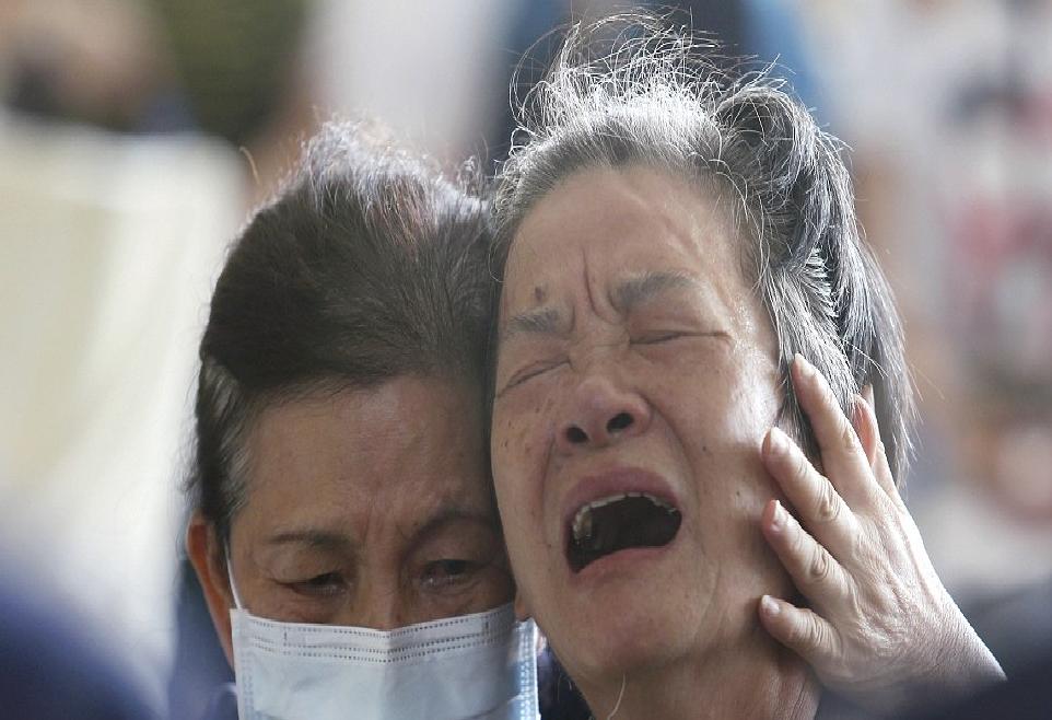 Nỗi đau kinh hoàng sau thảm họa nổ gas ở Cao Hùng 4