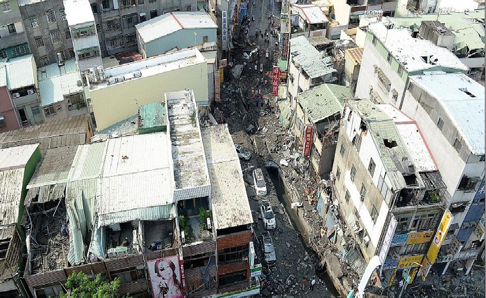 Nỗi đau kinh hoàng sau thảm họa nổ gas ở Cao Hùng 5